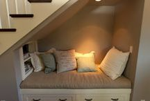 Basement ideas / by April Foos