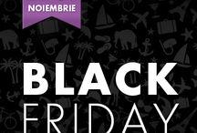 Black Friday 2014 / Vacantele raman Perfecte, doar tarifele sunt reduse de Black Friday! Pastram traditia - in perioada 28-30 noiembrie, iti alegi vacanta insorita la tarif de Black Friday!