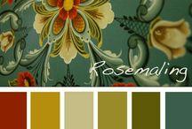 palety colorów