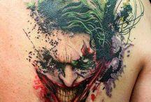 prodżekt tattoou
