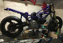Monster projektet / Ombygning og renovering af monster 600
