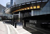 Armani Hotel Dubai – Burj Khalifa Interior Studio
