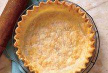 Pastry Crust / The search for that perfect pastry crust for your pies and tarts.