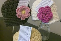 Things I'm going to crochet / by Erin Hoffman-Maeder