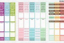 Adesivos de Planner
