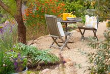 Outdoor Space Ideas / Make your outdoor space look just as modern as your home. Use these pins to get some ideas to upgrade your outdoor space or redesign your already modern space.