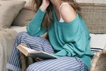 pyjamas... corseteria