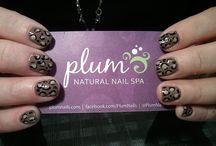 Nail Art from Plum Natural Nail Spa / This board showcases the nail art creations from Plum Natural Nail Spa in Austin, TX.