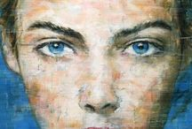 portrait paint
