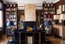 WORLD OF INTERIORS: LIBRARY
