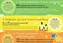 Marketing / Features Marketing and Promotional Infographics