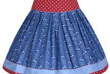Trachtenröcke Damen Kollektion Frühjahr/Sommer 2017 / Röcke, Röcke und noch mehr Röcke! Damit es nicht immer gleich ein Dirndl sein muss, zeigen wir Ihnen Alternativen, auch zur Lederhose. Diese feschen Röcke lassen sich auch ideal im Alltag tragen!