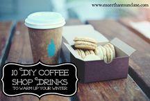 Kaffe mm...