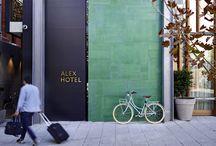 ARCHITECTURE - HOTEL / MOTEL