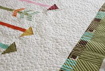 Check out the quilting!! / I love the way quilting can enhance a quilt.  These pins inspire me to try new motifs and ideas when free-motion quilting.