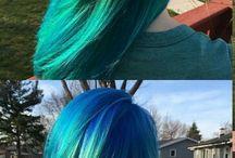 Hair / Dye & Styles
