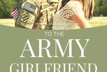 Army Girlfriend Life / by Leanna Marie