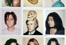 Andy Warhol - polaroids