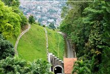 Penang Malaysia Travel / Hotel Reviews + Attraction Reviews + Things To Do + Itineraries + Walking Routes + Photos