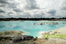 Amazing Belitung [operator : TripHemat] / November 22 - 24, 2013 Link : http://triptr.us/sv Danau Kaolin, Pantai Tanjung Tinggi, Pantai Tanjung Pendam, Pantai Tanjung Kelayang, Pulau Lengkuas, Pulau Batu Berlayar