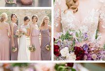 Rose Gold&Purple