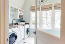 the house - laundry room
