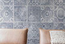 BN wallcovering Denim / Een mooie wandbekleding kan je hele interieur een lift geven! Chique, stoer, landelijk, kinderkamer behang of fotobehang voor elke wens is een invulling mogelijk