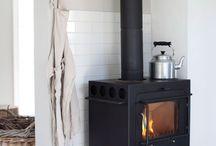 wood burner project