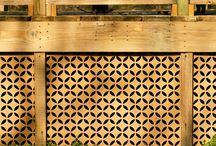 Deck Underpinning/Skirting / by Jason Burnett