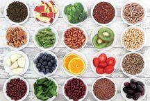 Kost og ernæring / Gode råd til sund kost og korrekt ernæring