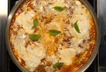 Pastapan lasagna