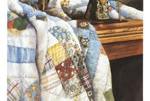 Quilts / Patterns and inspiration  (some might call it fabric obsession).......I am blown away by the talent and beauty represented by these quilts and all quilters with their stories in stitches.  / by Gloria Dessin