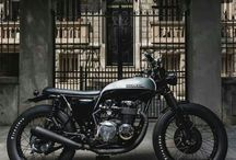 Cafe Racers / Honda CB etc...
