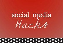 """Social Media Hacks / """"Hack"""" is such an ugly word. Let's say social media """"simplification strategies.""""  This board provides insights and outtakes from the social media marketing experts at PuTTin' OuT. Facebook, Twitter, Google+, Instagram, YouTube, Tumblr, LinkedIn, Snapchat and, of course, Pinterest… we use them all in innovative ways to engage audiences and elevate brands. www.PuTTinOuT.com"""