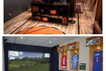 Sports Room