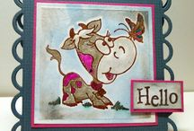 Stampendous and ClearSnap