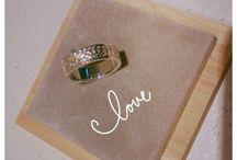 trouw en verlovingsringen by Autastyling