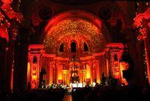 Cathédrales et églises