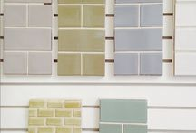 Showroom Showoff / A peek inside our Nashville Mission Stone & Tile showroom. Featuring our lovely products :)