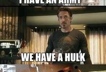 Avengers/Marvel Universe