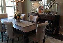 modern dinig rooms