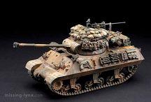 Cool Military Models