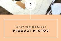 Photography tips for bloggers and business