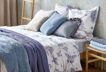 FABRICS / #textile #coussin #plaid #couverture #linge #de # lit #fabrics