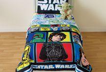 Star Wars Classic Grid Bedding