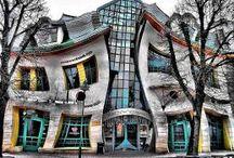 Érdekes építmények