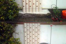Dyrke Planter På Verandaen
