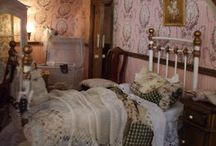 Dollhouse bedroom ideas