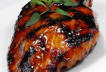 Low calorie / Asian Grilled Chicken