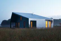 Eco-friendly houses